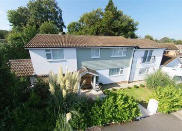 Thumbnail 4 bed detached house for sale in Stoneacre Close, Brixham, Devon