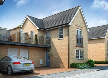 "Thumbnail 1 bedroom semi-detached house for sale in ""Onyx"" at Fen Street, Brooklands, Milton Keynes"