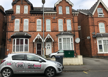 Thumbnail Studio to rent in Gillott Road, Edgbaston