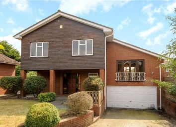 Thumbnail 4 bedroom detached house for sale in Wells Close, Windsor, Berkshire