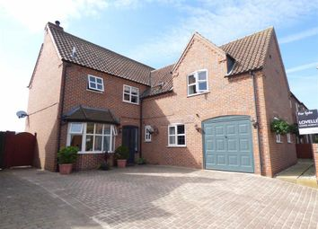 Thumbnail 4 bed property for sale in Private Lane, Normanby-By-Spital, Lincolnshire