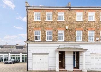 4 bed terraced house for sale in Regents Bridge Gardens, Vauxhall, London SW8