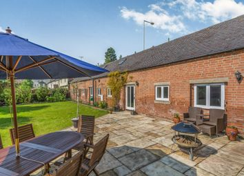 Thumbnail 5 bed barn conversion for sale in Manor Court, Breedon-On-The-Hill, Derby