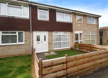 Thumbnail 3 bed terraced house for sale in Hide Gardens, Rustington, Littlehampton