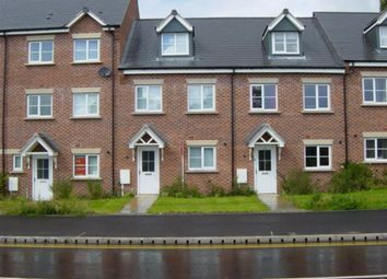 Thumbnail 3 bed terraced house to rent in Bilton Road, Rugby