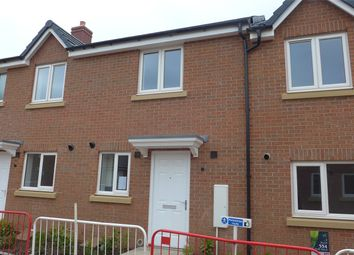 Thumbnail 2 bed terraced house to rent in Signals Drive, Stoke New Village, Coventry