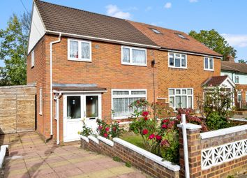 Thumbnail 3 bed semi-detached house for sale in Sheen Road, Orpington