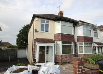 Thumbnail 3 bed semi-detached house for sale in Abbots Way, Henleaze, Bristol