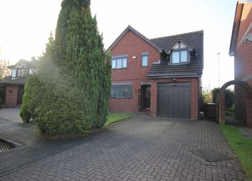 Thumbnail 4 bed detached house to rent in Bellpit Close, Worsley, Manchester