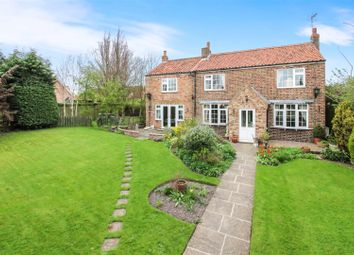 Thumbnail 3 bed detached house for sale in Middle Street, Kilham, Driffield