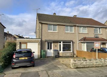 3 bed semi-detached house for sale in Pipsmore Road, Chippenham, Wiltshire SN14