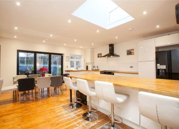 Thumbnail 3 bed terraced house for sale in Oakdale Road, Harringay, London