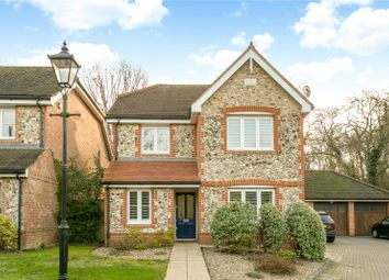 Thumbnail 4 bed detached house for sale in Gurnells Road, Seer Green, Beaconsfield, Buckinghamshire