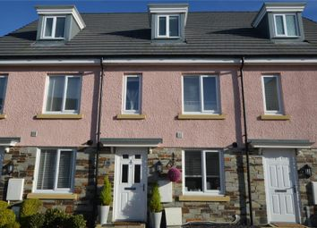 Thumbnail 3 bed terraced house for sale in Wilson Close, Newquay, Cornwall