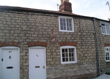 Thumbnail 2 bed cottage to rent in Town Street, Old Malton