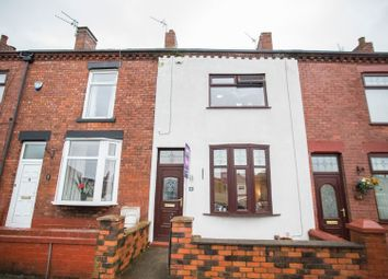 Thumbnail 2 bedroom terraced house for sale in Leigh Road, Atherton