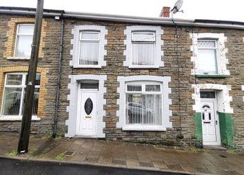 Thumbnail 3 bed terraced house for sale in Ael-Y-Bryn Street, Fochriw, Bargoed