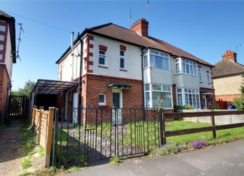 Thumbnail 3 bedroom semi-detached house for sale in Anderson Avenue, Earley, Reading, Berkshire