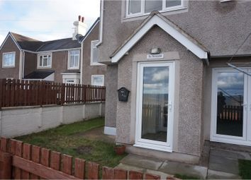 Thumbnail 3 bed semi-detached house to rent in Abergele Road, Abergele