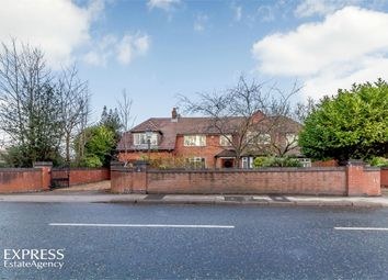 Thumbnail 6 bed detached house for sale in Common Lane, Culcheth, Warrington, Cheshire