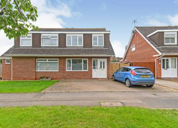 Thumbnail 3 bed semi-detached house for sale in Long Beach Road, Longwell Green, Bristol