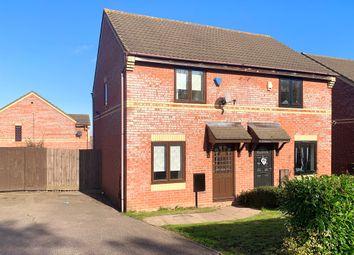 2 bed semi-detached house for sale in Sweetlands Corner, Kents Hill, Milton Keynes MK7