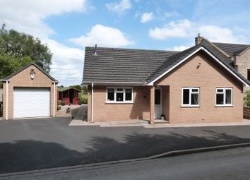 Thumbnail 3 bed bungalow for sale in Congleton Road, Mow Cop, Stoke-On-Trent
