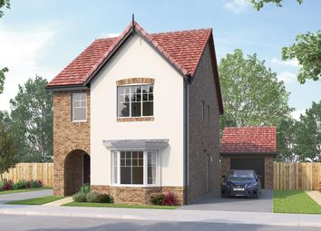 """Thumbnail 4 bed detached house for sale in """"The Glastonbury"""" at Burton Street, Market Harborough"""
