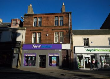 Thumbnail 2 bed flat to rent in Alloway Street, Ayr, South Ayrshire