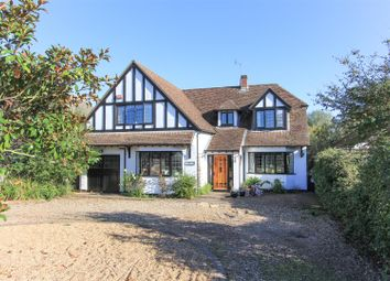 Thumbnail 5 bed detached house to rent in The Drove, Chestfield, Whitstable