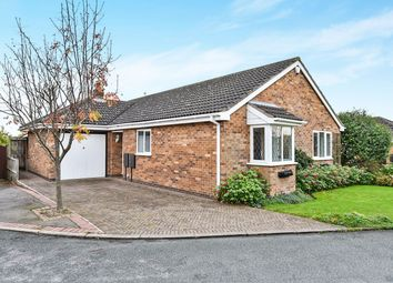 Thumbnail 3 bed detached bungalow for sale in The Chevin, Stretton, Burton-On-Trent