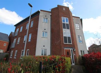 Thumbnail 2 bedroom flat to rent in Ridgeway Court, Sadlers Walk, Stoke On Trent