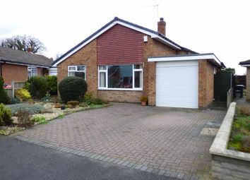 Thumbnail 2 bed detached bungalow for sale in St. Johns Way, Sandbach
