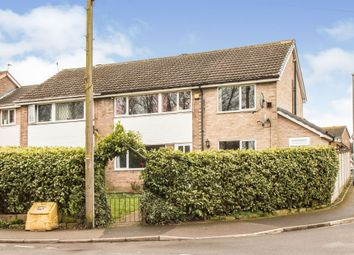 Thumbnail 5 bed semi-detached house for sale in Moor Knoll Lane, East Ardsley, Wakefield