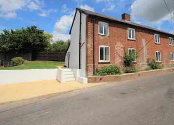 Thumbnail 3 bed detached house for sale in Hillcrest Gunville Road Winterslow, Salisbury, Wiltshire SP5 1Pu
