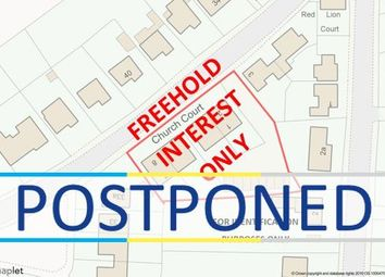 Thumbnail Land for sale in Church Court, Church Road, Astwood Bank