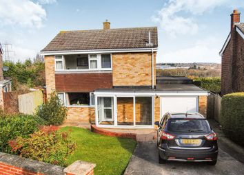 Thumbnail 3 bed detached house for sale in Westside Avenue, Grantham