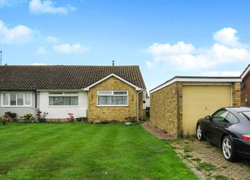 Thumbnail 2 bed semi-detached bungalow for sale in Swinburne Avenue, Willingdon, Eastbourne