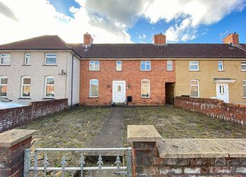 Thumbnail 3 bed terraced house for sale in Salcombe Road, Knowle, Bristol