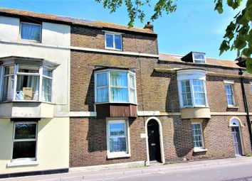Thumbnail 1 bedroom flat to rent in Commercial Road, Weymouth, Dorset