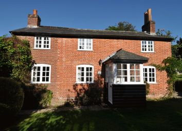 Thumbnail 4 bed detached house for sale in Bank, Lyndhurst