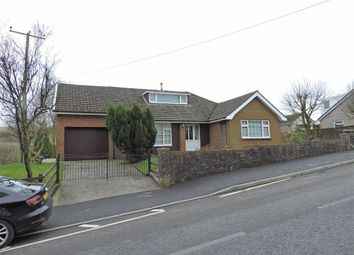 Thumbnail 3 bed detached bungalow for sale in Cwmgarw Road, Upper Brynamman, Ammanford