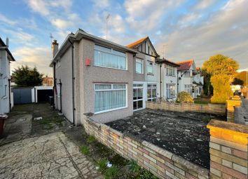 Thumbnail 4 bed semi-detached house for sale in The Highlands, Burnt Oak, Edgware