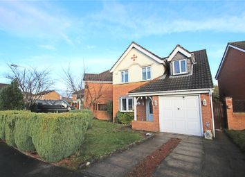 Thumbnail 3 bed detached house for sale in Bluebell Way, Upton, Pontefract, West Yorkshire