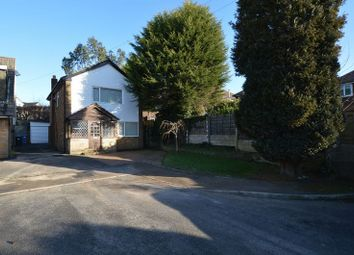 Thumbnail 3 bed detached house for sale in Kings Avenue, Whitefield, Manchester