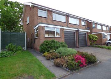 Thumbnail 3 bedroom semi-detached house for sale in Green Acres, Acocks Green, West Midlands, Birmingham