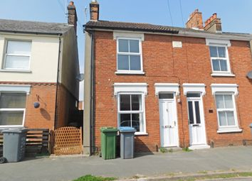 Thumbnail 2 bed end terrace house to rent in King Street, Felixstowe
