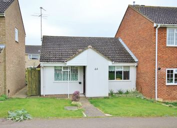 Thumbnail 2 bed terraced bungalow for sale in Erica Road, St. Ives, Huntingdon