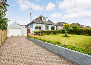 Thumbnail 4 bed detached bungalow for sale in 24 Hazelwood Avenue, Newton Mearns