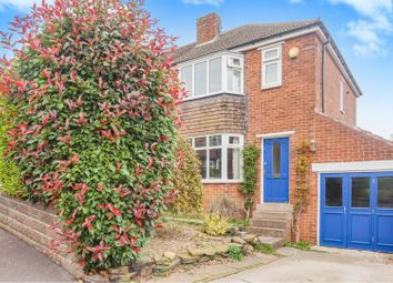 Thumbnail 3 bed semi-detached house for sale in Grenoside, Sheffield